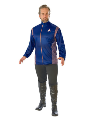 Star Trek Discovery Mens Operations Uniform Top