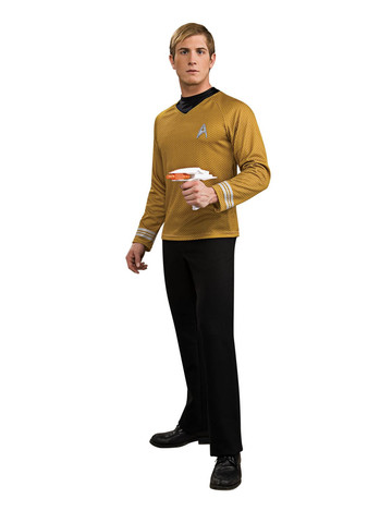 Star Trek - Deluxe Captain Kirk - Adult Costume