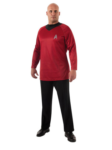 Star Trek Scotty Deluxe Plus Size Costume