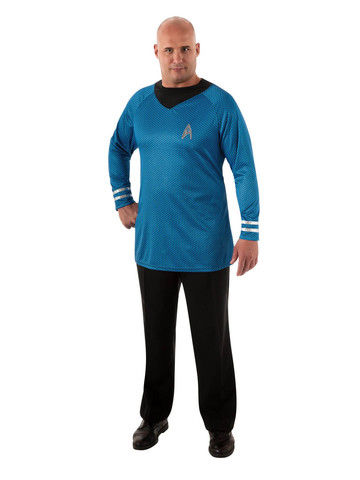 Star Trek Spock Deluxe Plus Size Costume