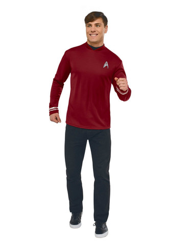 Star Trek Scotty Shirt Top