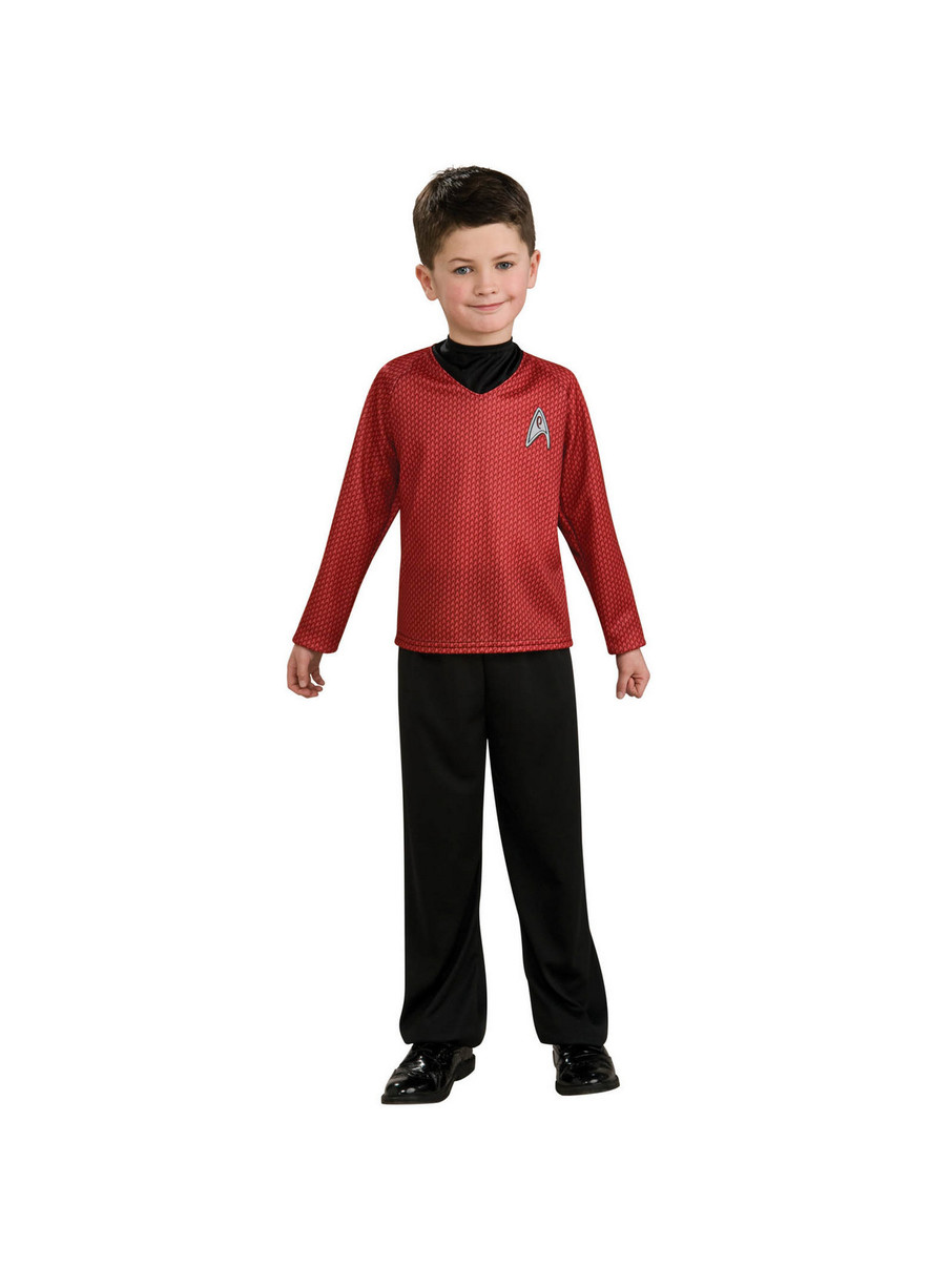 View larger image of Star Trek Red Shirt Child Costume