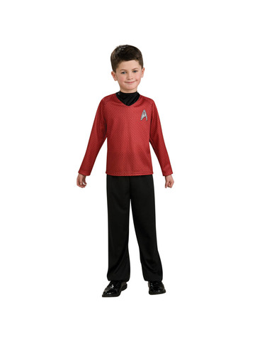 Star Trek Red Shirt Child Costume