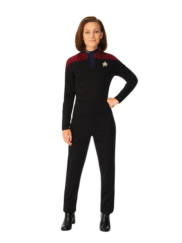 Adult Star Trek Voyager Captain Janeway Costume