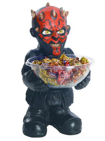 Darth Maul Candy Holder