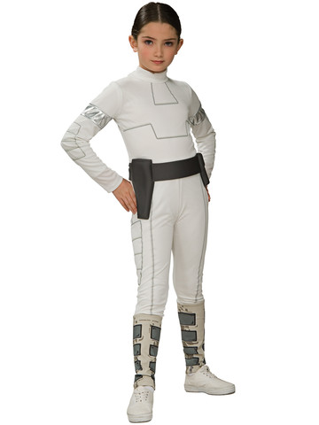 Star Wars Animated Padme Child Costume