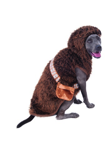 Star Wars Chewbacca Big Dog Costume