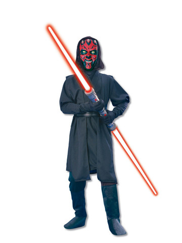 Boys Deluxe Star Wars Darth Maul Costume