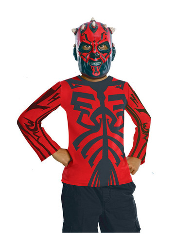 Kid's Darth Maul Costume