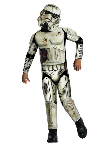Kid's Star Wars Undead Trooper Costume