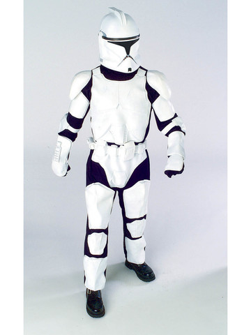 Star Wars Villain Series: Deluxe Clone Trooper