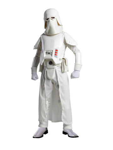 Deluxe Snowtrooper Star Wars Costume for Kids