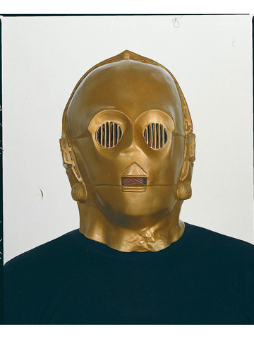 Star Wars C-3Po Deluxe Vinyl Mask