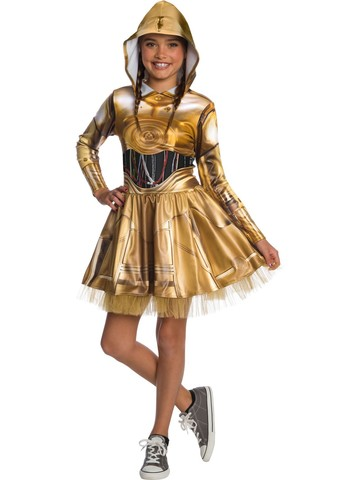 Star Wars C3PO Kids Costume