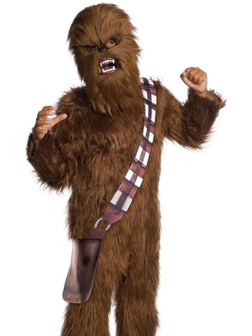 Star Wars Classic Chewbacca Adult Movable Jaw Mask