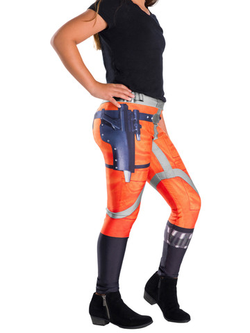 Girls Classic X-Wing fighter Pilot Star Wars Leggings