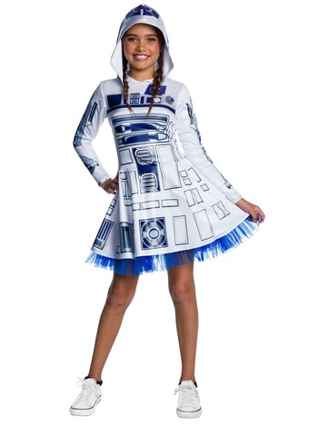 Star Wars R2-D2 Kids Costume