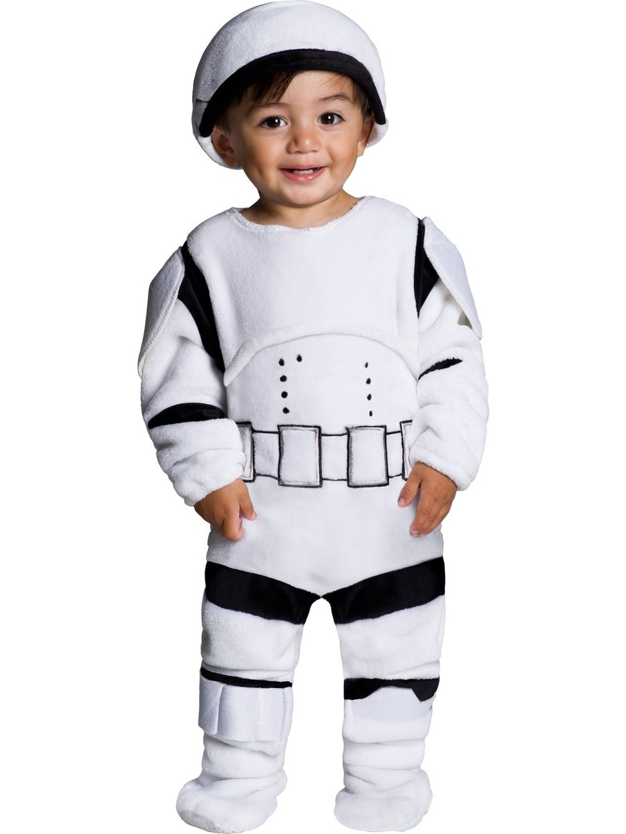 View larger image of Star Wars Classic Stormtrooper Infant Costume