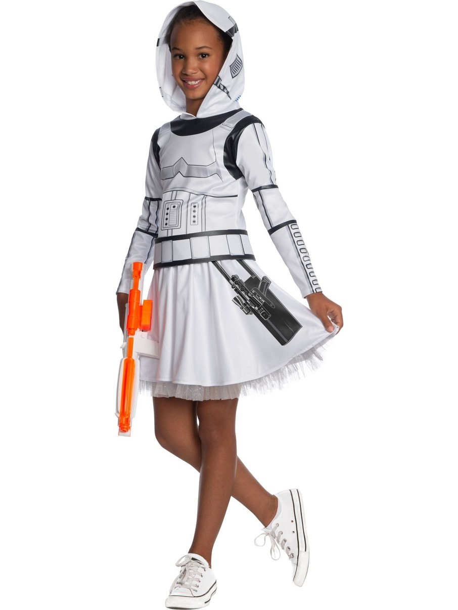 View larger image of Star Wars Stormtrooper Classic Kids Costume