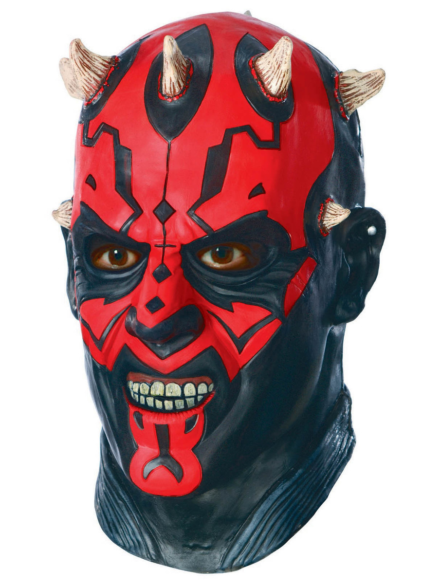 View larger image of Star Wars Darth Maul Mask
