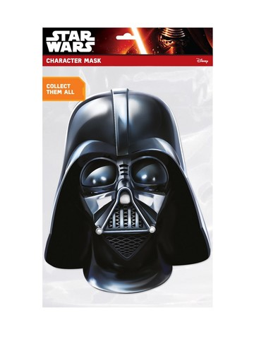 Star Wars Darth Vader Face Mask Accessory