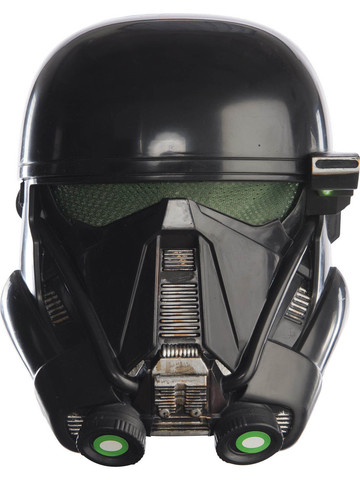 Kid's Death Trooper Mask