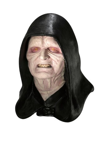 Emperor Palpatine Latex Mask