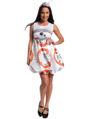 Star Wars Episode 7 BB-8 Womens Costume