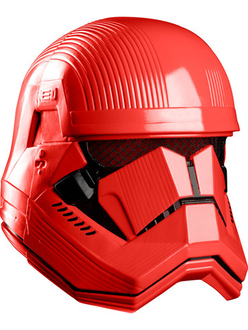 Star Wars Episode IX Adult Classic Sith Trooper Mask Accessory