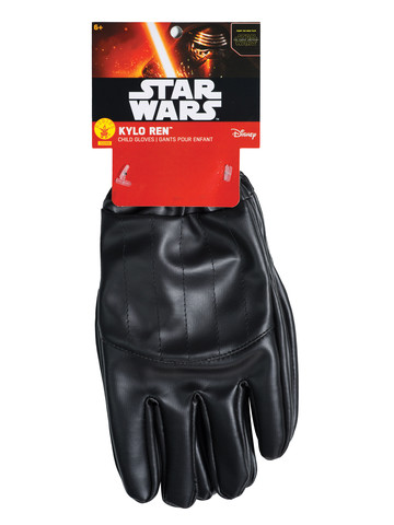 Star Wars Episode VII Boys Kylo Ren Gloves