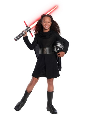 Star Wars Episode VII Kylo Ren Costume For Kids