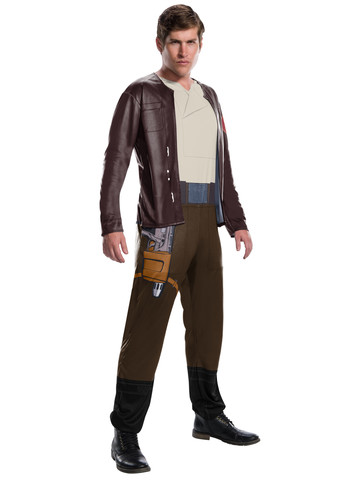 The Last Jedi Mens Poe Dameron Costume