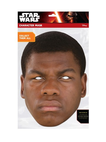 Star Wars Finn Facemask Accessory