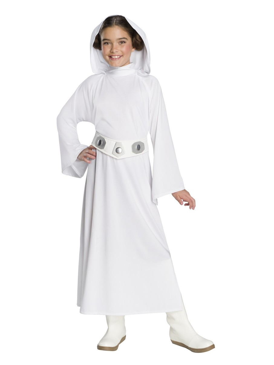 View larger image of Star Wars: Forces Of Destiny Deluxe Princess Leia Girls Costume