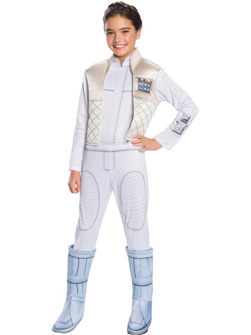 Star Wars: Forces Of Destiny Deluxe Princess Leia Organa Girls Costume