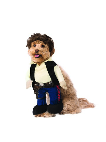 Han Solo Star Wars Pet Costume