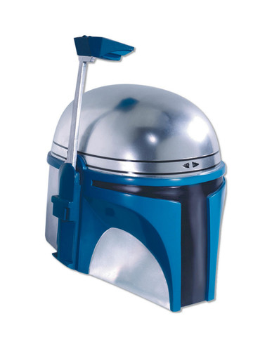 Jango Fett's 2Pc Mask