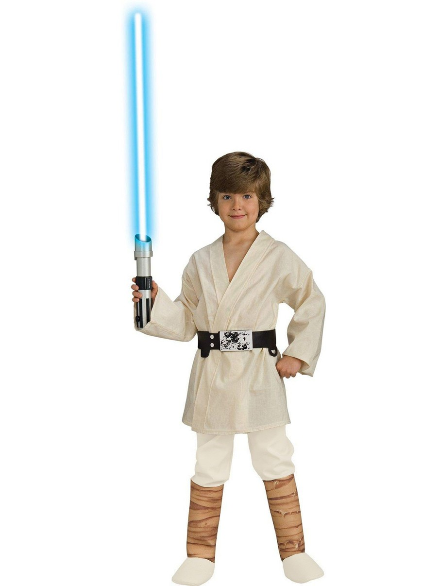 View larger image of Star Wars Luke Skywalker Deluxe Child Costume