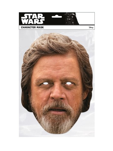Star Wars Luke Skywalker Facemask Costume Accessory