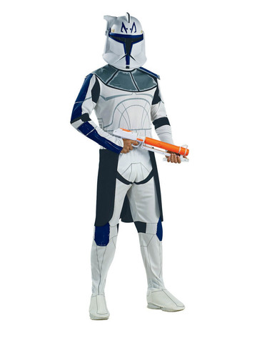 Star Wars - Clone Trooper Captain Rex - Adult Costume