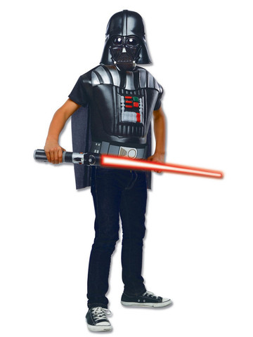 Darth Vader Star Wars Molded Costume for Adults