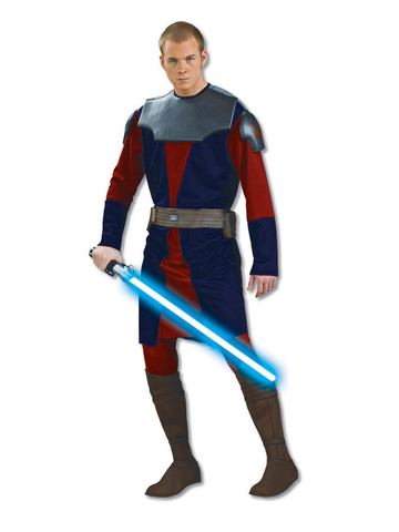 Star Wars - Deluxe Anakin Skywalker - Adult Costume