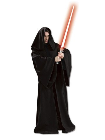 Star Wars - Deluxe Sith Robe - Adult Costume