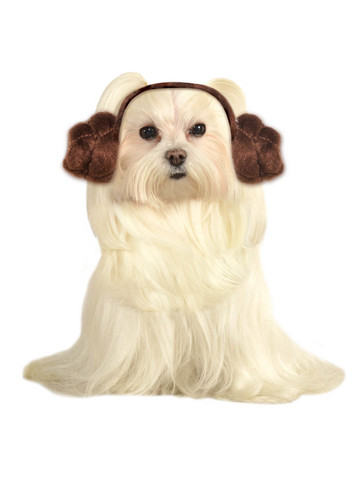 Star Wars Pet Leia Buns