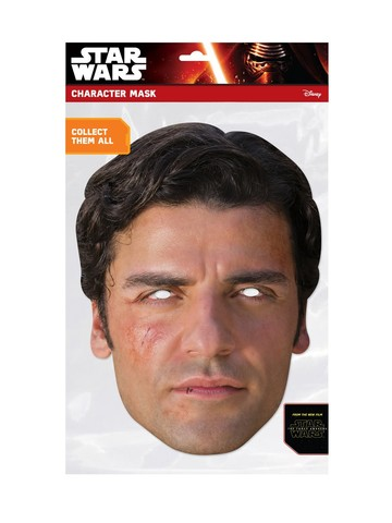 Star Wars Poe Facemask Accessory