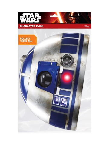 Star Wars R2-D2 Face Mask Accessory