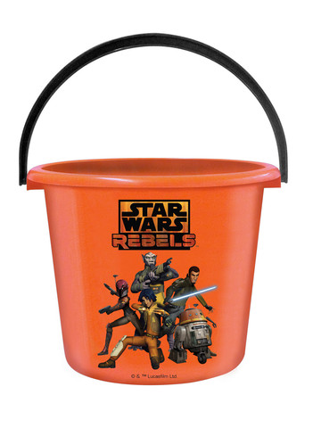 Rebels Sand Pail for Tots
