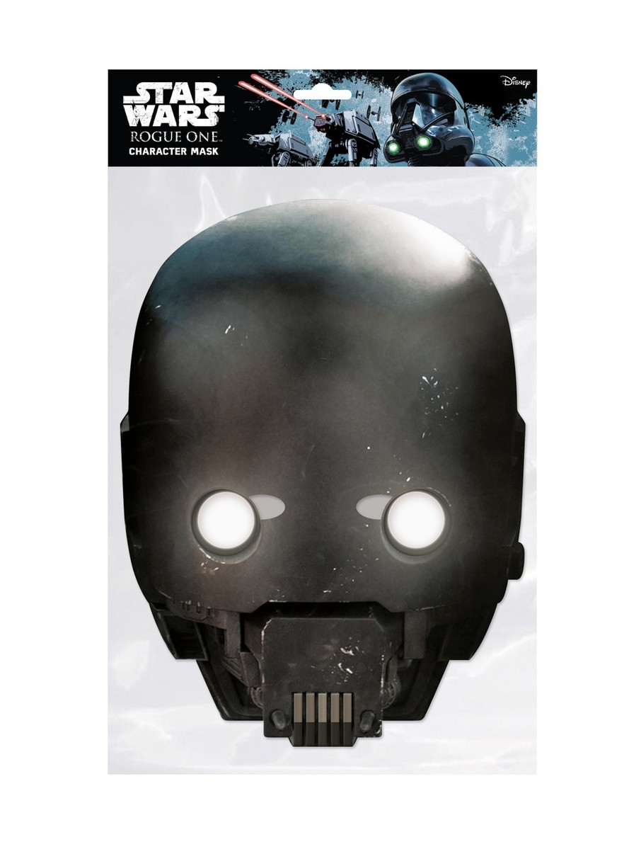 View larger image of Star Wars: Rogue One K-2So Facemask Accessory