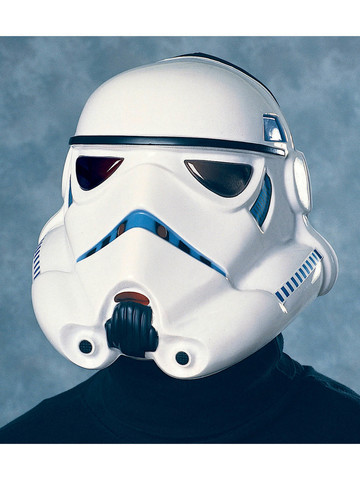 Star Wars Adult Stormtrooper 3/4 Mask