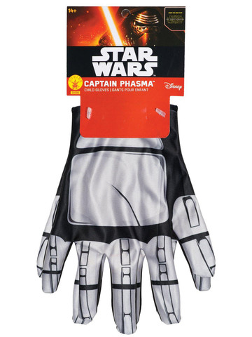 Star Wars: The Force Awakens - Captain Phasma Kids Gloves